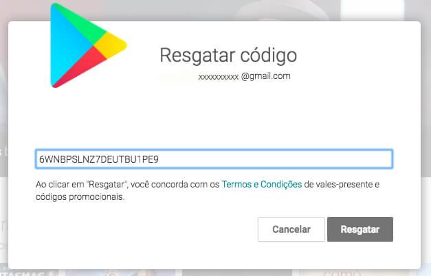 Conteudo Google Play