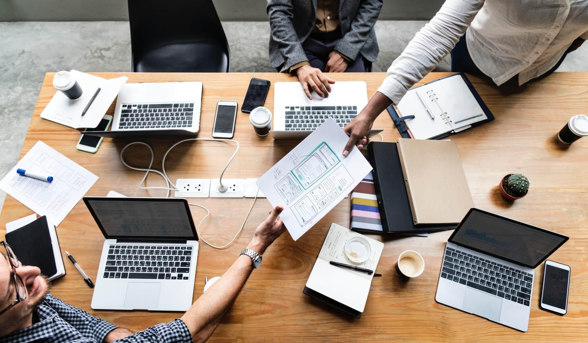 tecnologia nos negocios