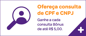 Ofereça consulta de CPF e CNPJ
