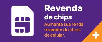 Ofereça chips das principais operadoras